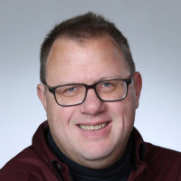 Porträtfoto Martin Bruckner